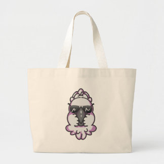 Grand Tote Bag Cacatoès frais