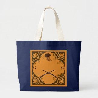 Grand Tote Bag Cadeau de demoiselle d'honneur de mariage de fusil