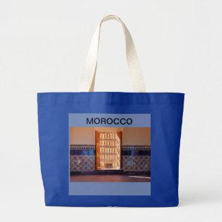 Grand Tote Bag Cadeau unique, beau et utile du Maroc