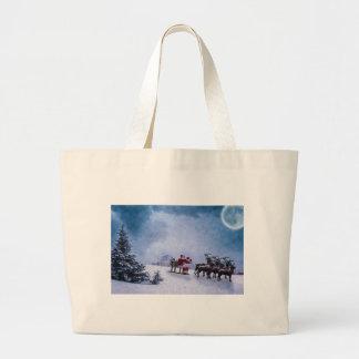 Grand Tote Bag Cadeaux de Noël