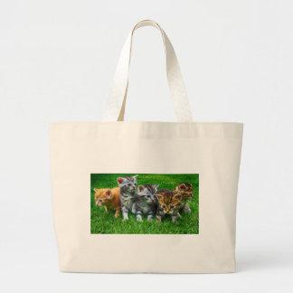 Grand Tote Bag Cadeaux mignons de Kitty