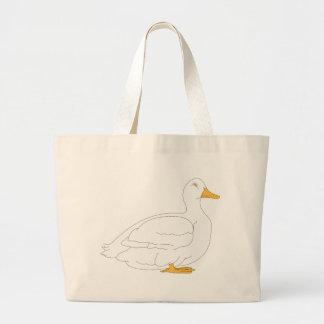 Grand Tote Bag canard #3