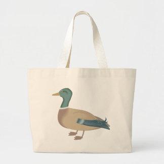 Grand Tote Bag canard #4