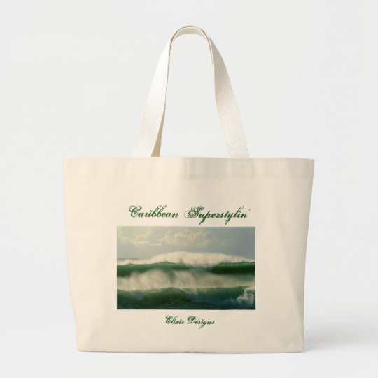 Grand Tote Bag Caribbean Superstylin'