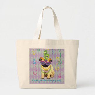 Grand Tote Bag Carlin de mardi gras