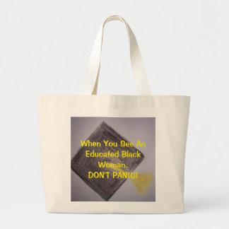 Grand Tote Bag CÉLÉBREZ le 👏👏👏👏 d'ÉDUCATION
