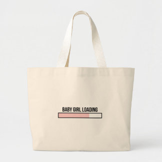 Grand Tote Bag Chargement de bébé
