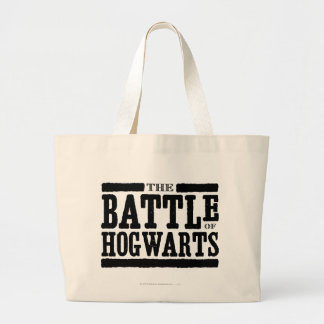 Grand Tote Bag Charme | de Harry Potter la bataille de Hogwarts