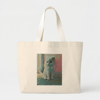 Grand Tote Bag Chat fâché