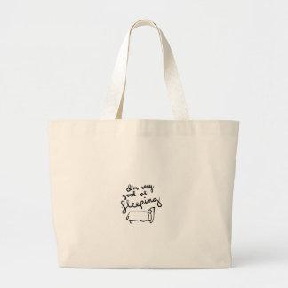 Grand Tote Bag Chemises de Sleepyhead, accessoires, cadeaux