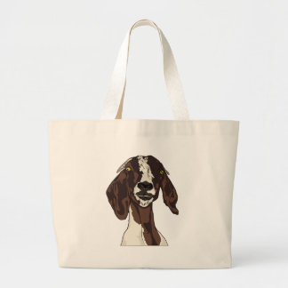 Grand Tote Bag chèvre