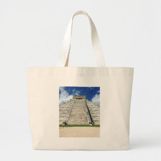 Grand Tote Bag Chichen Itza par la photographie de Kimberly