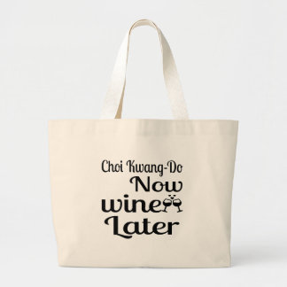 Grand Tote Bag Choi Kwang-Wine maintenant plus tard