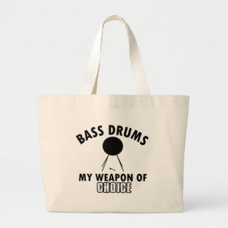 Grand Tote Bag choix de basse-tambour