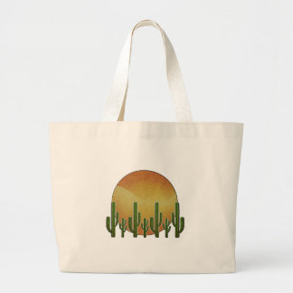 Grand Tote Bag Cieux de Saguaro