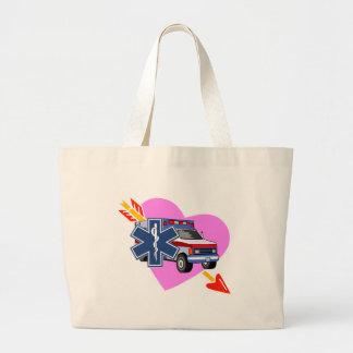 Grand Tote Bag Coeur de SME de soin