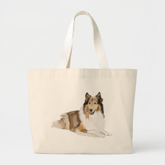 Grand Tote Bag Colley rugueux