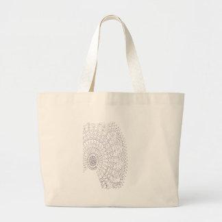 Grand Tote Bag Conception de crochet