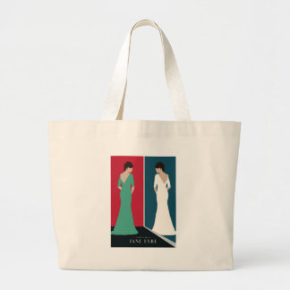 Grand Tote Bag Conception de Jane Eyre