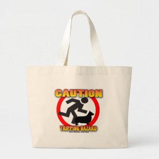 Grand Tote Bag copie de déclenchement de risque