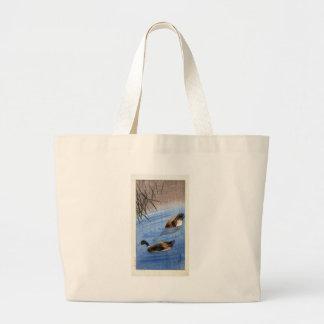 Grand Tote Bag Copie vintage de canard