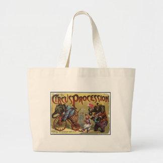 Grand Tote Bag Cortège de cirque