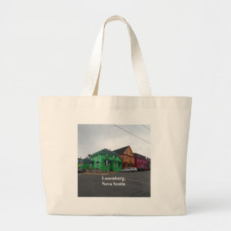 Grand Tote Bag Couleurs de Lunenburg