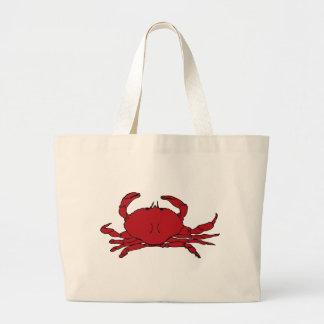 Grand Tote Bag Crabe