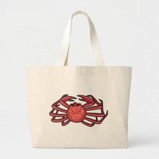 Grand Tote Bag Crabe de neige