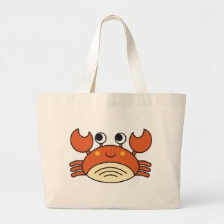 Grand Tote Bag Crabe mignon
