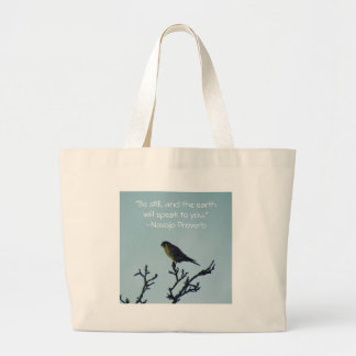 Grand Tote Bag Crécerelle
