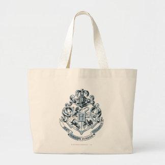 Grand Tote Bag Crête de Harry Potter | Hogwarts - bleu