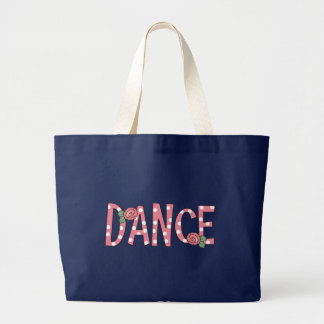 Grand Tote Bag Danse