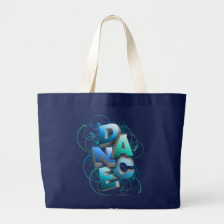 Grand Tote Bag danse 3D (ressort)