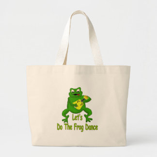 Grand Tote Bag Danse de grenouille