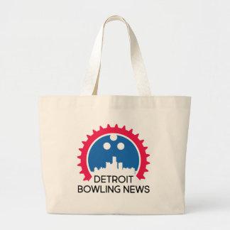 Grand Tote Bag DetroitBowlingNews.com
