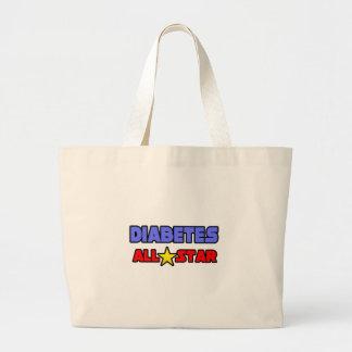 Grand Tote Bag Diabète All Star