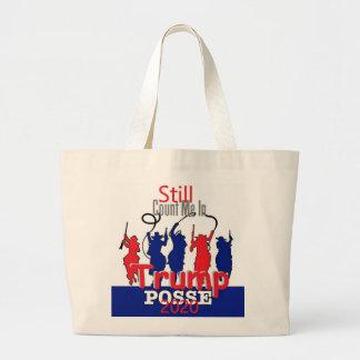 Grand Tote Bag Donald Trump 2020