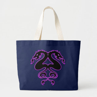 Grand Tote Bag Doubles dragons