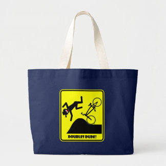 GRAND TOTE BAG DOUBLES DUDE-41