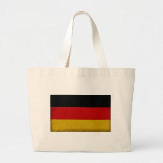 Grand Tote Bag Drapeau Allemagne