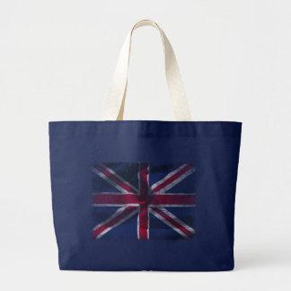 Grand Tote Bag Drapeau britannique