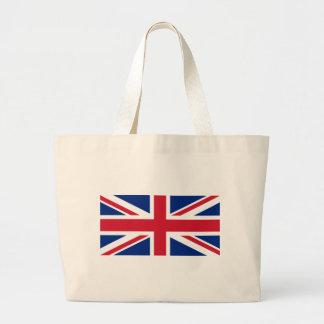 """Grand Tote Bag Drapeau BRITANNIQUE """"Union Jack """" du Royaume-Uni"""