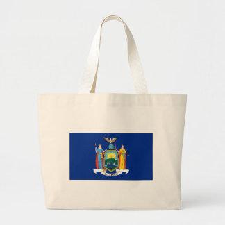 Grand Tote Bag Drapeau de New York