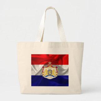 Grand Tote Bag Drapeau néerlandais