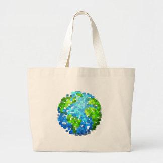 Grand Tote Bag earth2