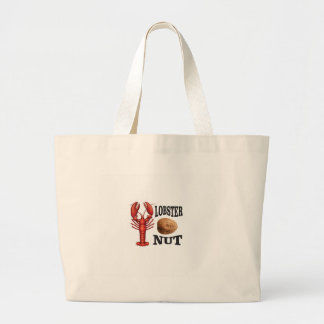 Grand Tote Bag écrou de homard
