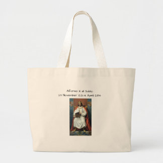 Grand Tote Bag EL Sabio d'Alfonso X