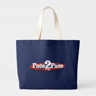 Grand Tote Bag Éléphant Fourre-tout de F2F