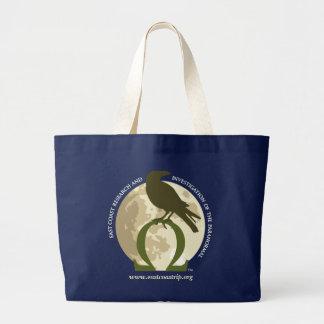 Grand Tote Bag Emballages (couleurs foncées)